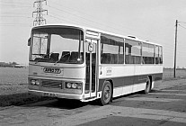 RRE862L Avro,Stanford-le-Hope BMMO Green Bus,Rugeley