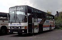 D547MVR Stagecoach East Midland Shearings