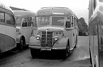 GDM644 Mid Wales Motorways,Newtown Cooper,Prestatyn