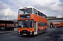 B107SJA Greater Manchester PTE