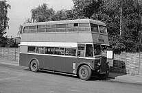 ACK833 Green Bus,Rugeley Ribble MS