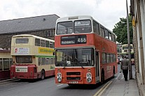 B110SJA GM Buses GMPTE