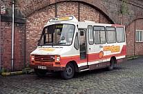 D938NDB GM Buses GMPTE