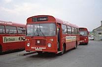 AFB590V Wilts & Dorset Hants & Dorset Bristol OC