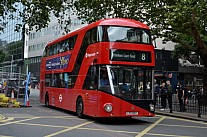 LTZ1257 Stagecoach London