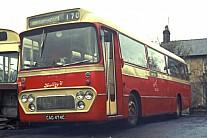 CAG474C Hulley Baslow Western SMT