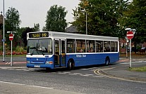 V975DRM Stagecoach Western SMT White Star(Garnett),Lockerbie