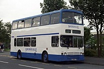 A318GLV Northern Blue,Burnley MTL Merseybus Merseyside PTE