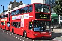 LK03CEX London Metroline