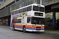 B28TVU Stagecoach Manchester GM Buses GMPTE