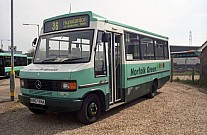 N967ENA Norfolk Green,Kings Lynn
