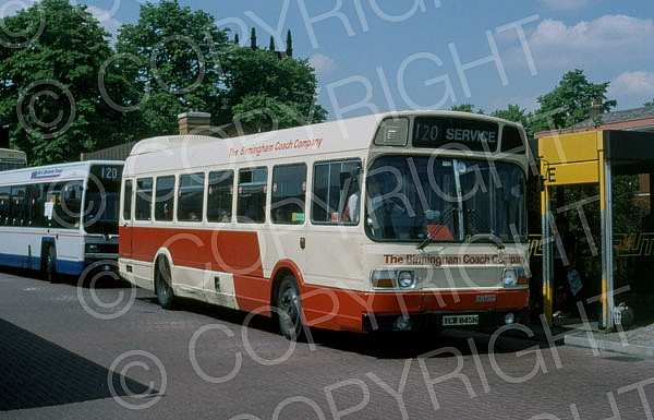 YCW845N Birmingham Coach Company,Smethwick Shearings Burnley & Pendle