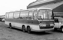 SUB667G Hall & Lord,Blackpool Ashways,Liverpool Wallace Arnold(Evan Evans)