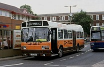 YYE295T Chasebus,Chasetown London Transport