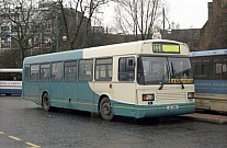 JIL2165 (JOX516P) Rebody Northern Blue,Burnley Midland Fox BMMO Midland Red