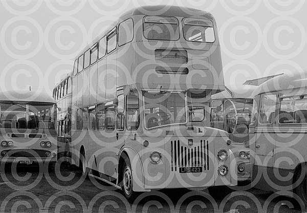 LFS423 D Coaches,Morriston Edinburgh CT