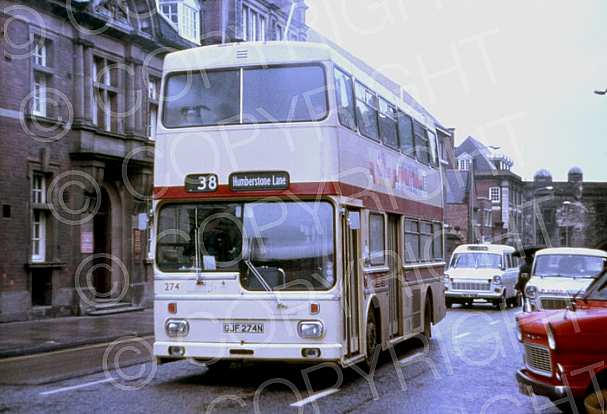GJF274N Leicester CT