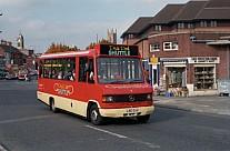 L813DJU Trent Barton Kinch,Barrow-on-Soar