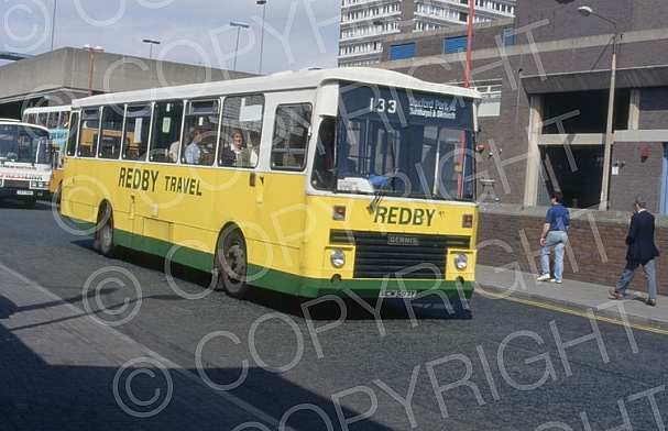 VCW597Y Redby,Sunderland Blackpool CT