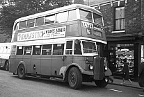 BRJ929 Grimsby Cleethorpes Transport Salford CT