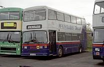 C286BBP McKindless,Wishaw Midland Fox Sheffield Omnibus Southampton CT