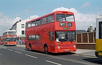 A758NNA First Manchester GM Buses GMPTE