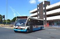 NY03PUV (XL03AOL) K-Line,Huddersfield Abbotts,Leeming