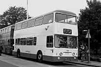HWW764J South Yorkshire PTE Blue Line,Armthorpe