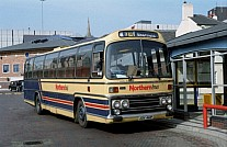 JOX461P Northern Bus,Anston Crosville Wales BMMO