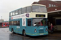 H654GPF Arriva Derby London & Country