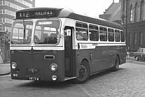 5875W Hebble MS Sheffield Railways