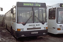 M835RCP Delta,Kirkby-in-Ashfield Pride of the Road,Huddersfield