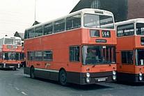 YTE593V GM Buses GMPTE