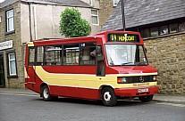 N907GHJ Pilkington,Accrington Buzz,Harlow