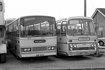 RRE863L Avro,Stanford-le-Hope BMMO Green Bus,Rugeley