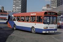 LPR936P Hampshire Bus Hants & Dorset