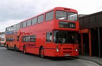 C163YBA First Manchester GM Buses GMPTE