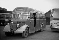 MHU49 Mid Wales Motorways,Newtown Bristol OC
