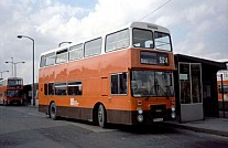 B113SJA Greater Manchester PTE