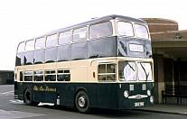 324YNU Blue Bus(Tailby&George),Willington