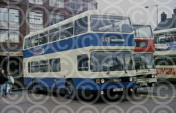 C480YWY Yorkshire Coastliner WYRCC