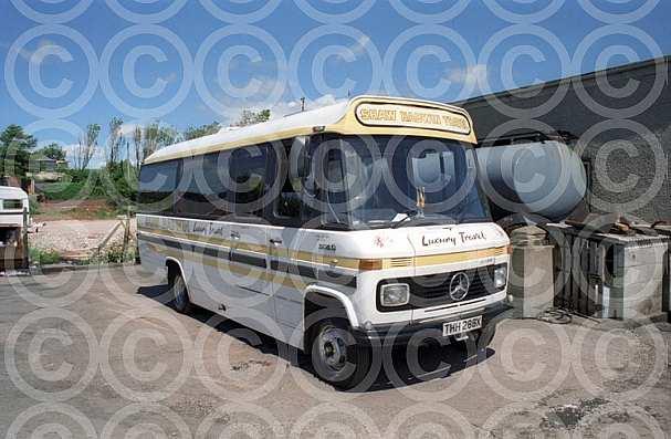THH288X Shaw Hadwin,Ulverston Mini Bus Centre,Lancaster
