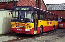 F113OMJ Black Prince,Leeds London Buses