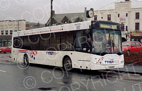 YJ51EKO Tyrer,Trawden