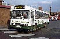 D498NYS DunnLine,Nottingham Hutchison,Overtown