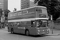 UPK127S London Country