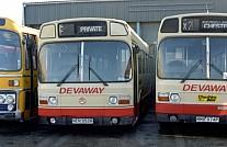 NEN952R Devaway Chester Hardwicks,Scarborough GMPTE Lancashire United
