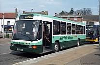 J315BVO Norfolk Green,Kings Lynn Trent Barton