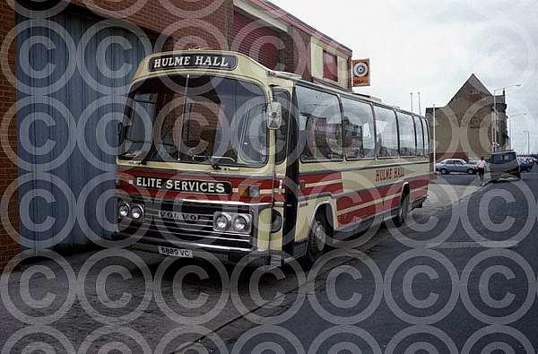 5889VC (NGB7P) Hulme Hall,Cheadle Hulme Sandown,Padiham Parks,Hamilton