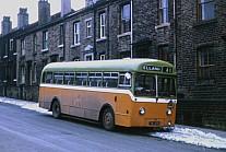 TWJ506 Halifax CT Sheffield JOC